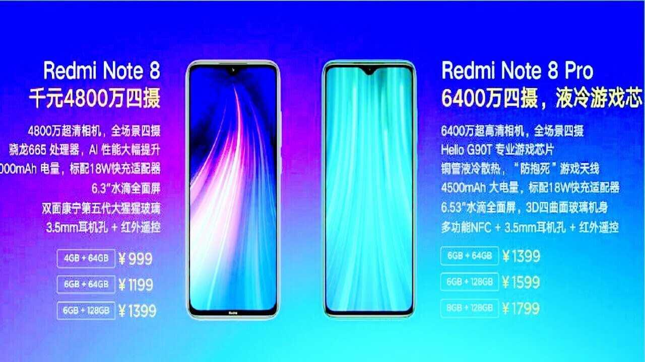 Обзор redmi note 8 pro. новый бестселлер? - deep-review