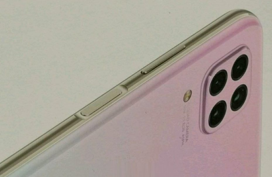 Huawei выпустила смартфон nova 8 se с дизайном iphone 12