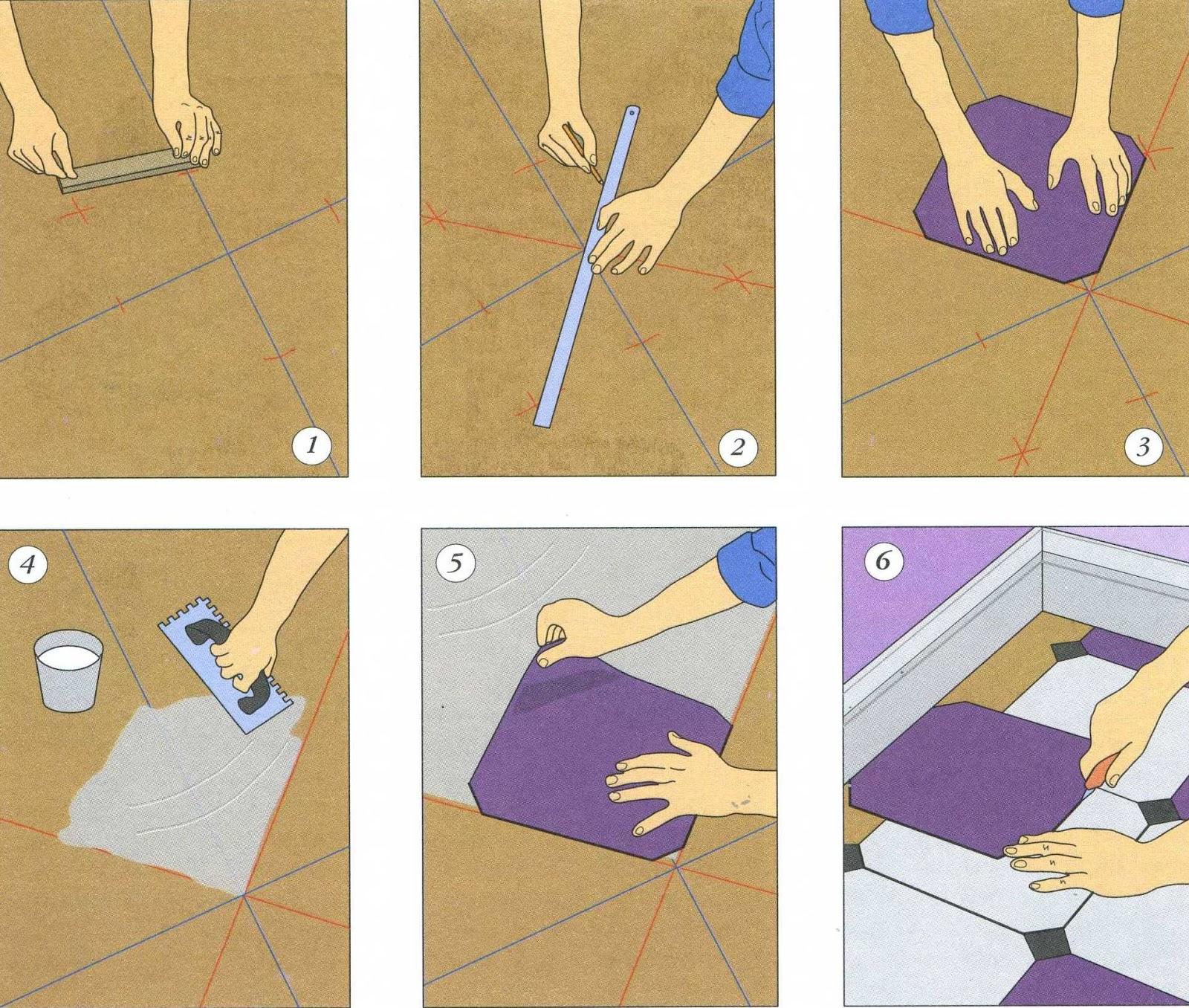 Плитка для ванной комнаты: секреты, как правильно выбрать её