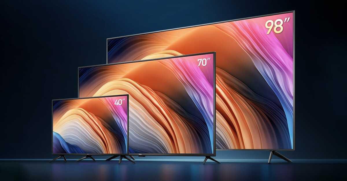 Xiaomi выпустила сверхдешевые 4к-телевизоры по цене смартфона - cnews