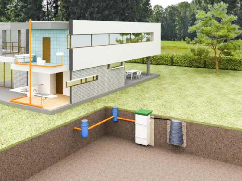 В статье представлена полезная информация о том как выбрать канализацию для обустройства дома Варианты от специалистов которые не разочаруют в последующем