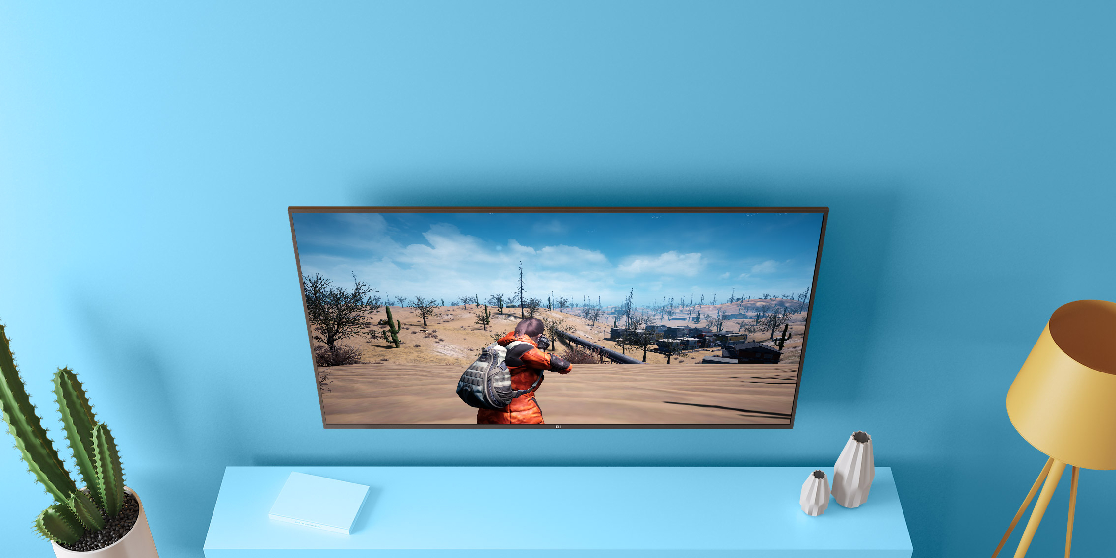 У xiaomi готов сверхтонкий дешевый телевизор на «квантовых точках»