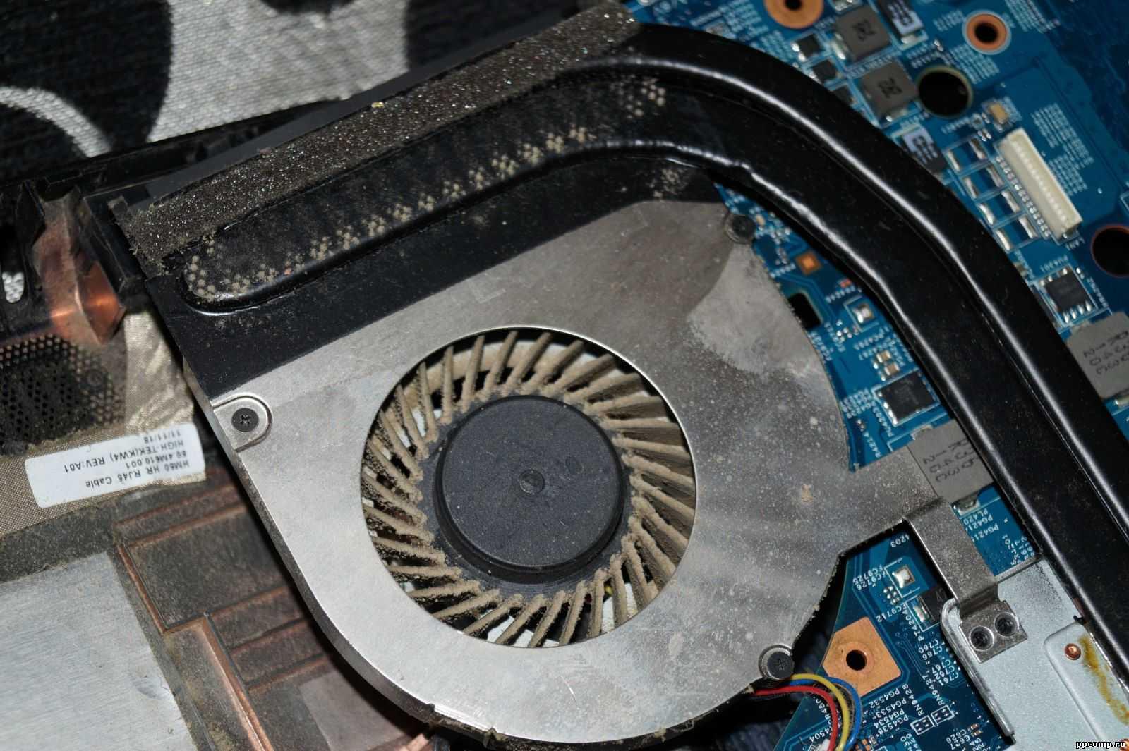Как почистить ноутбук от пыли самостоятельно: пошаговая инструкция