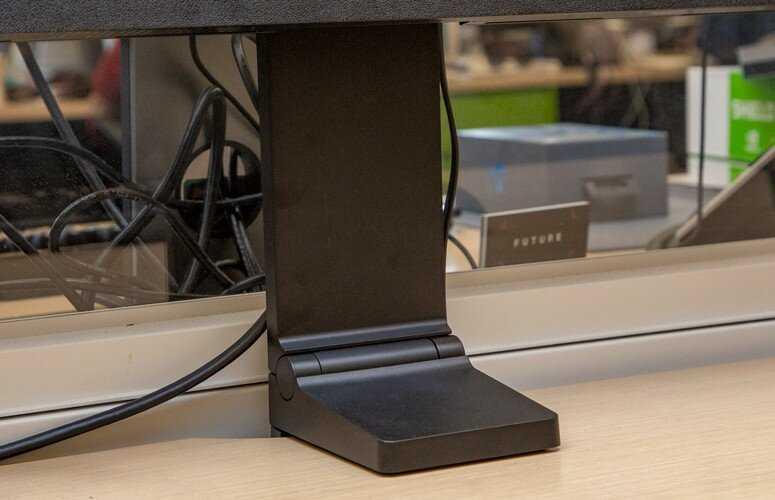 Тест и обзор: samsung s32r750uei - дизайн, освобождающий место на столе? - hardwareluxx russia