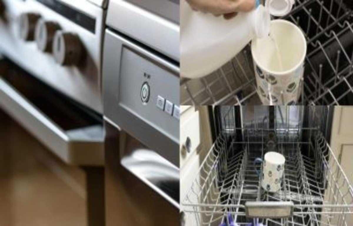 Как почистить посудомоечную машину внутри в домашних условиях