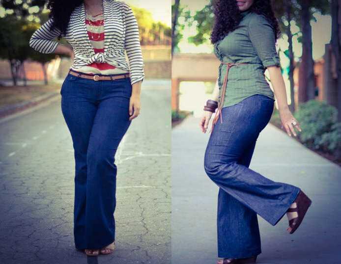 Как подобрать джинсы по фигуре женщине? 48 фото как правильно выбрать женские модели для типа «песочные часы» и других