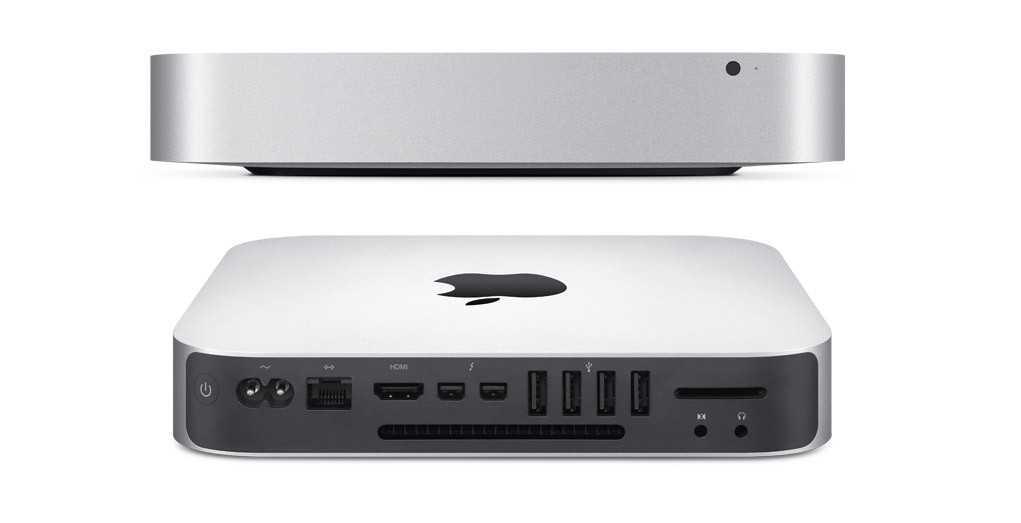 Чем mac mini лучше любого pc