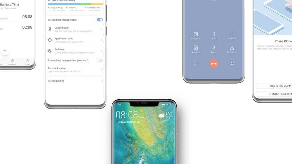 Huawei выпустила своего «убийцу» android. в чем их отличия? - cnews