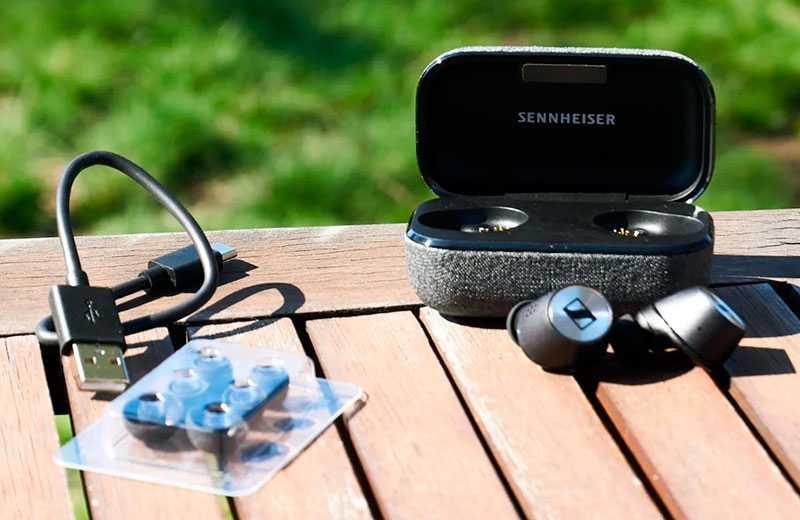 Обзор наушников sennheiser momentum true wireless