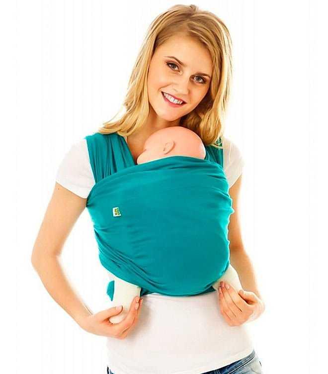 Как выбрать слинг для новорождённого правильно, какой лучше, виды и пр