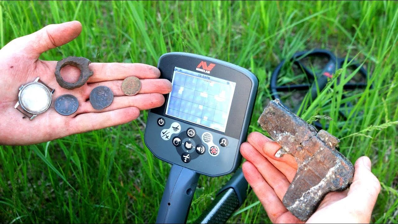 Металлоискатели для цветных металлов: обзор видов, моделей и цен