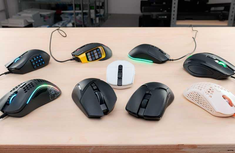 Как выбрать мышку