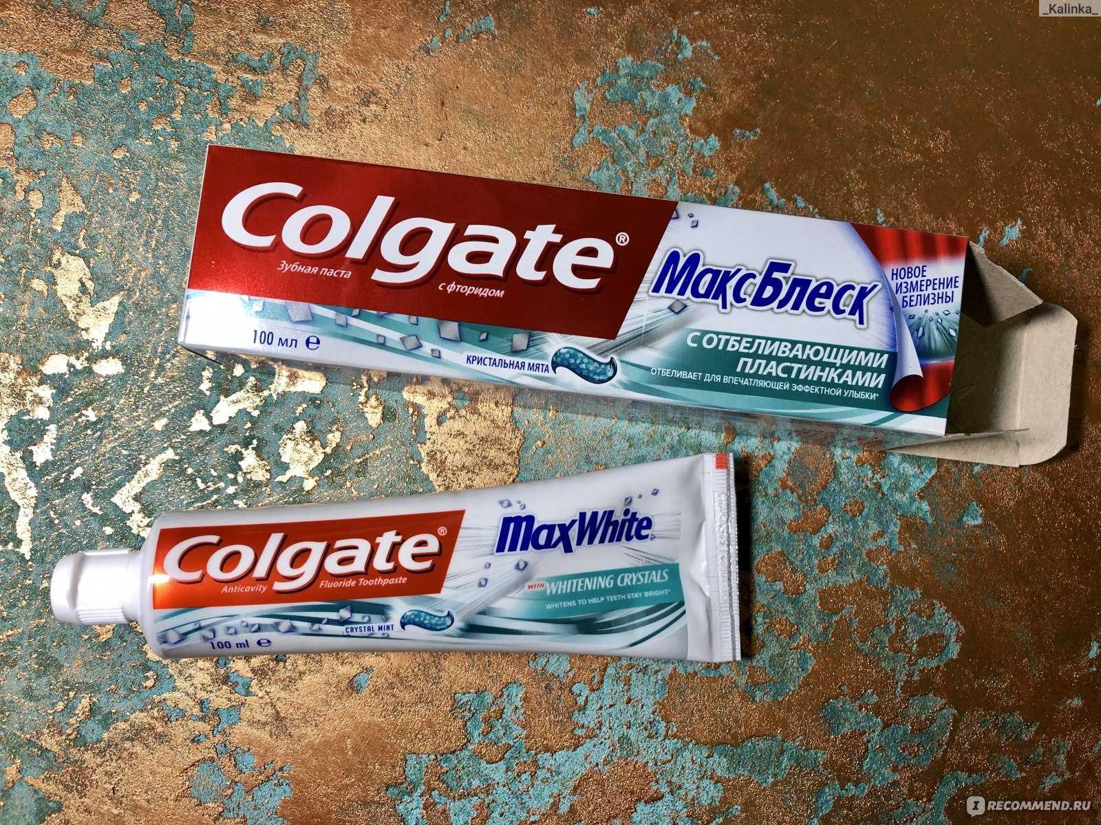Основные правила и важные моменты при выборе зубной пасты