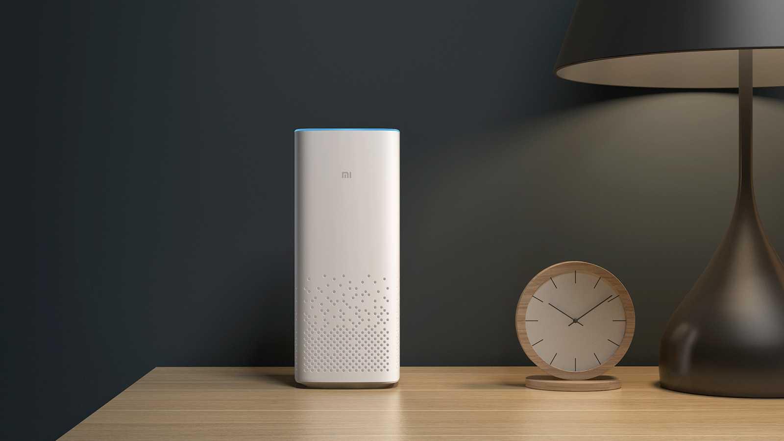 Xiaomi ai speaker: что это такое, характеристики, обзор