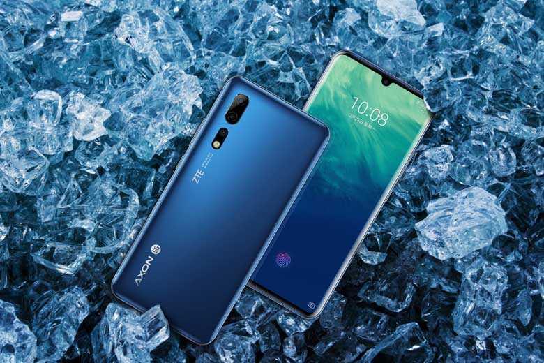 Mwc 2019 и новые смартфоны zte: axon 10 pro 5g и blade v10