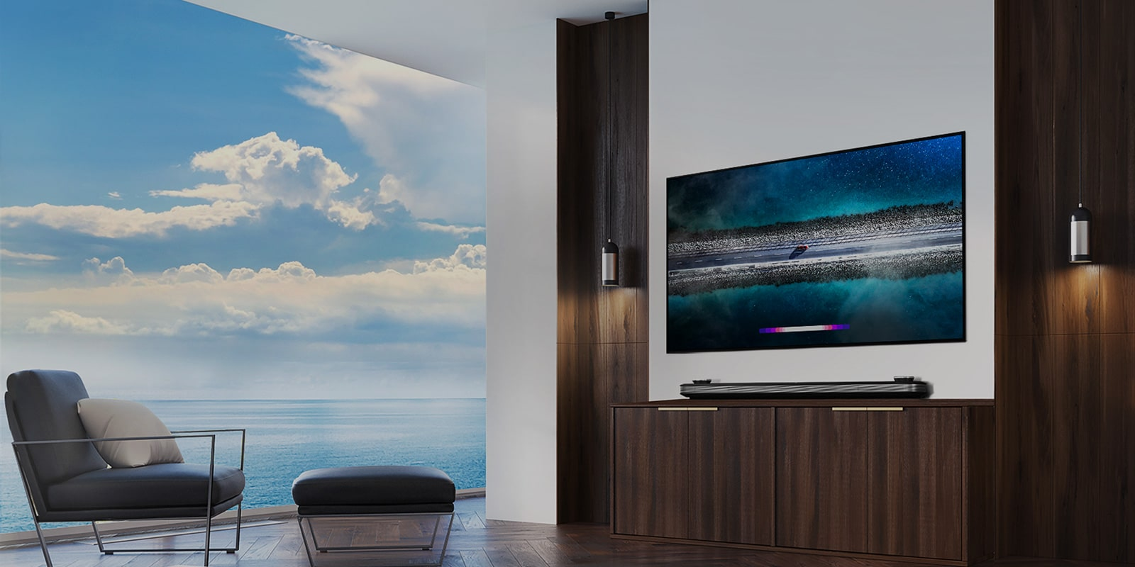 В россии вышел гигантский 8к-телевизор lg по цене хорошего автомобиля. видео - cnews