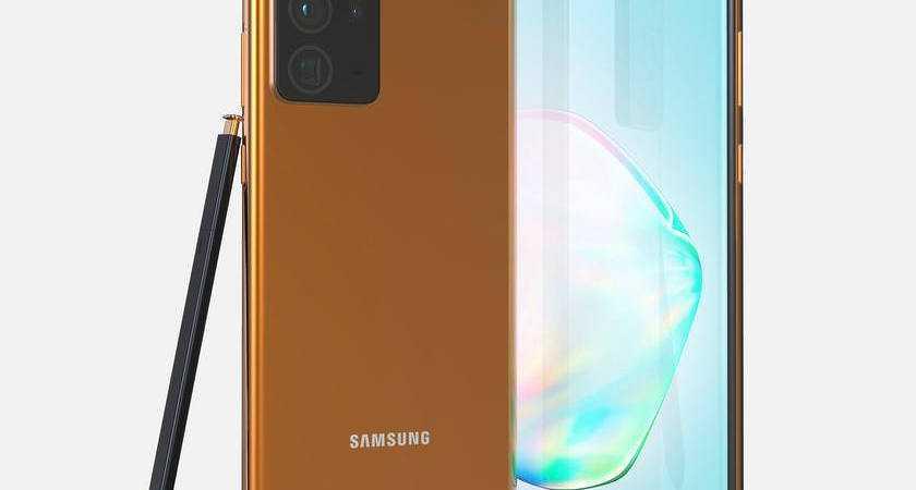 Уже этим летом должна состояться презентация нового флагмана компании Samsung Речь идет о Galaxy Note 20 Ultra Вероятнее всего этот брендовый девайс выйдет в августе