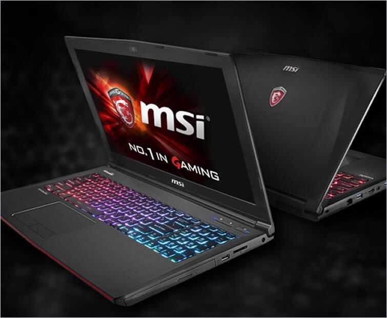 Какой игровой ноутбук msi купить: как выбрать, 12 лучших