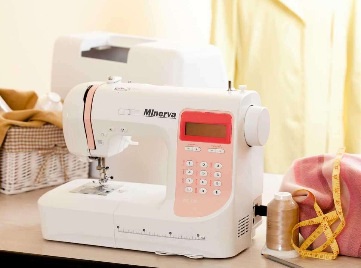 Советы по выбору швейной машины для всех видов тканей для использования в быту