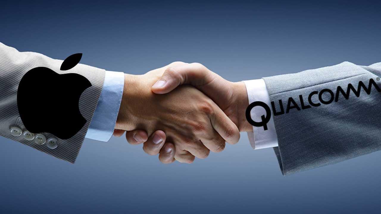 Qualcomm заплатит штраф $1,2 миллиарда за дружбу с apple