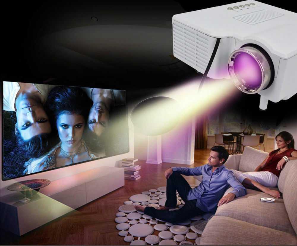 Лучшие проекторы для домашнего кинотеатра и не только
