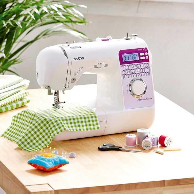Швейные машины для дома для всех типов ткани: лучшие модели, цена