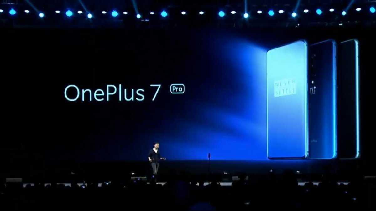 Обзор смартфона oneplus 7 pro: претендент на корону / смартфоны