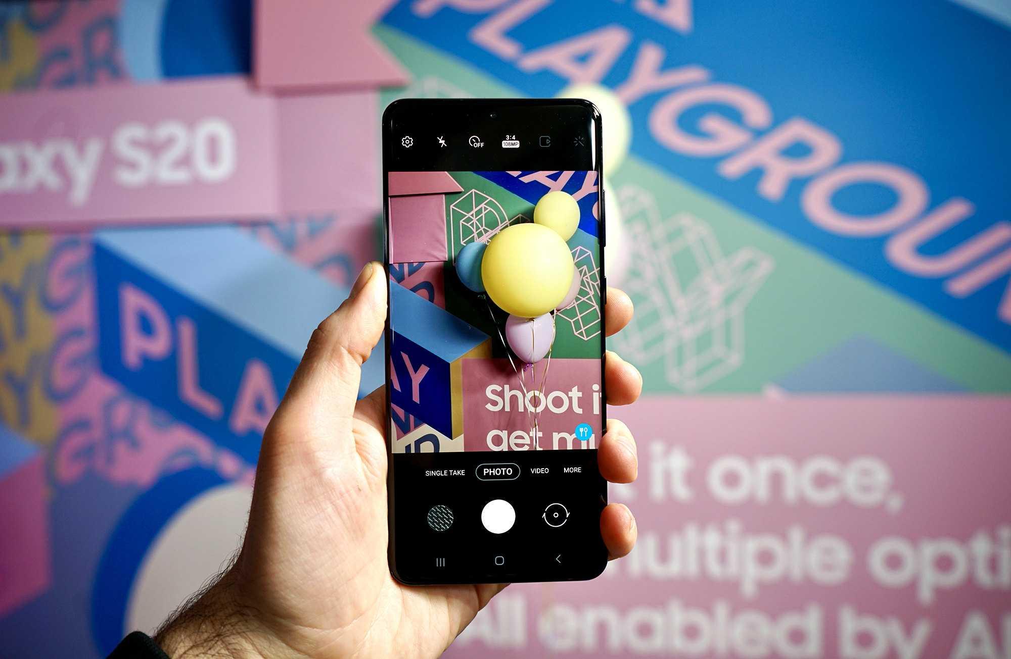 Samsung представила камеру для смартфонов на 108 мп - androidinsider.ru