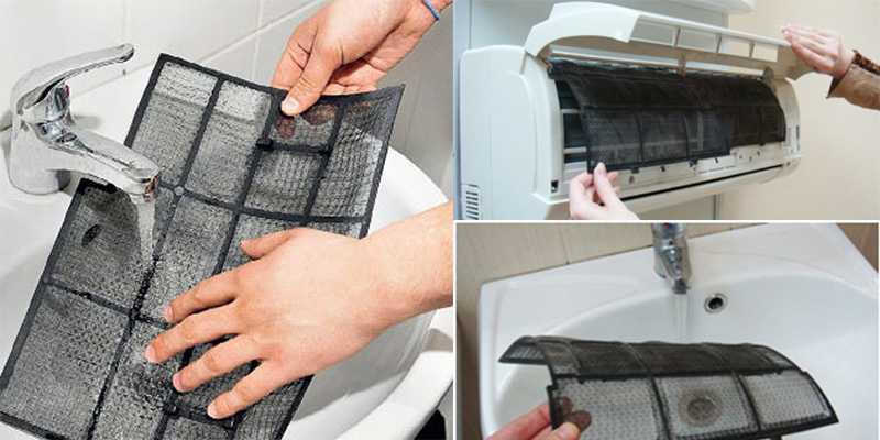 Как почистить домашний кондиционер самостоятельно