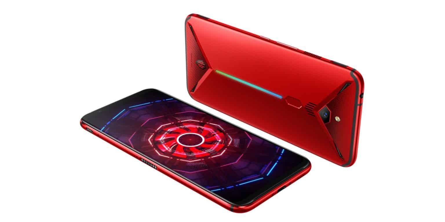 Lenovo и asus представили игровые смартфоны на новейшем процессоре qualcomm - cadelta.ru