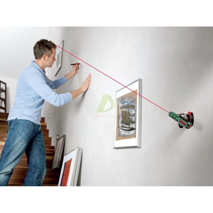 Как выбрать лазерный уровень для дома