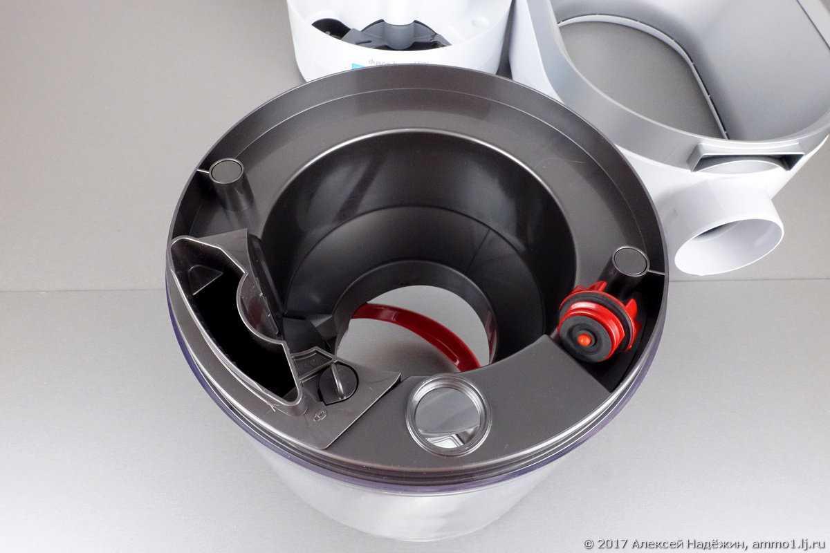 Увлажнитель-очиститель воздуха dyson ph-01