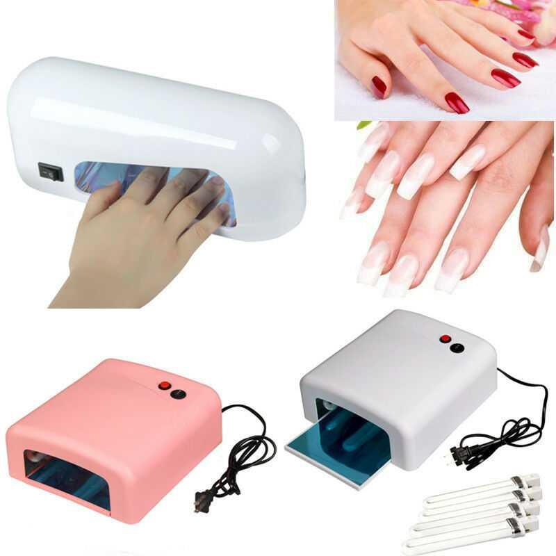 Основные критерии в выборе уф ламп для ногтей по полочкам: обзор лучших моделей для маникюра