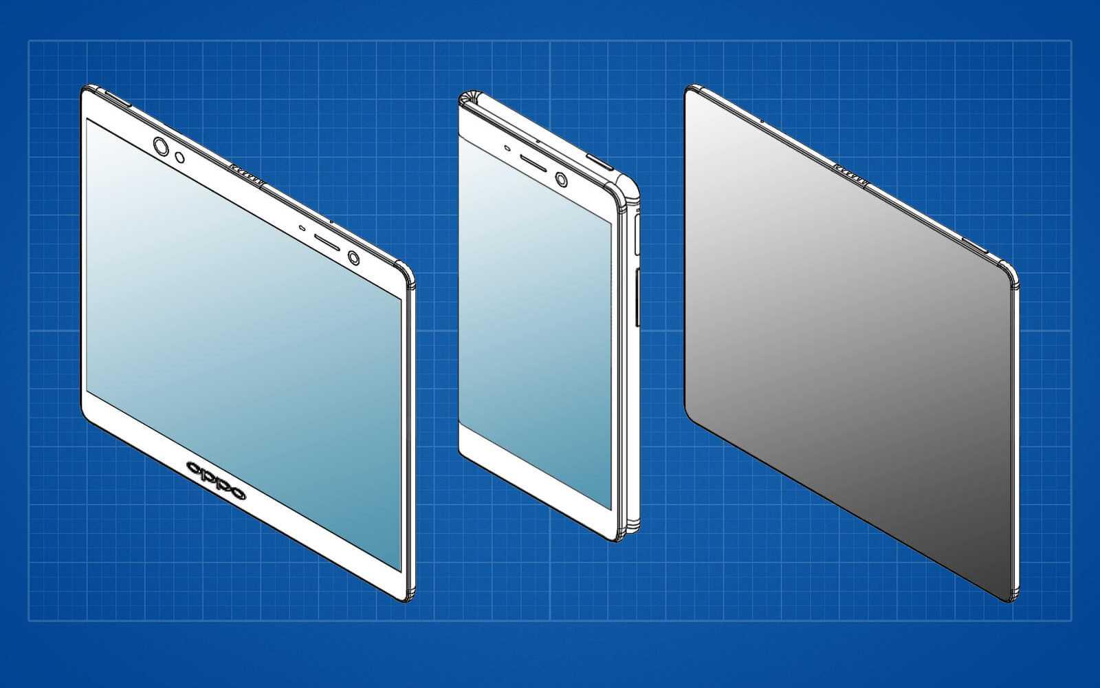 Oppo выпустила в россии смартфон в странном форм-факторе ► последние новости