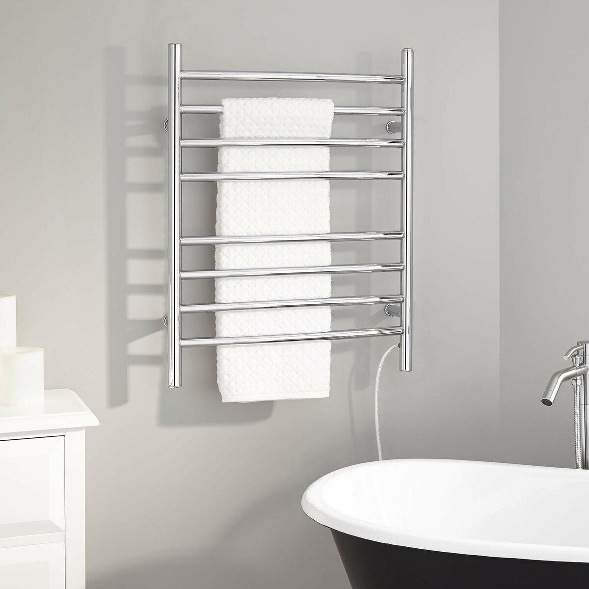 Какой водяной полотенцесушитель лучше приобрести и как его выбрать?