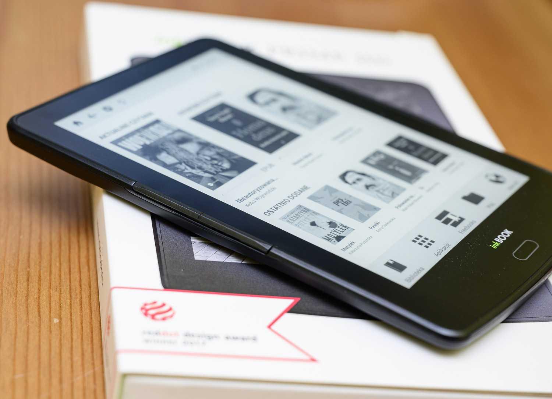 Mireader - сверхдешевая электронная книга с подсветкой от xiaomi