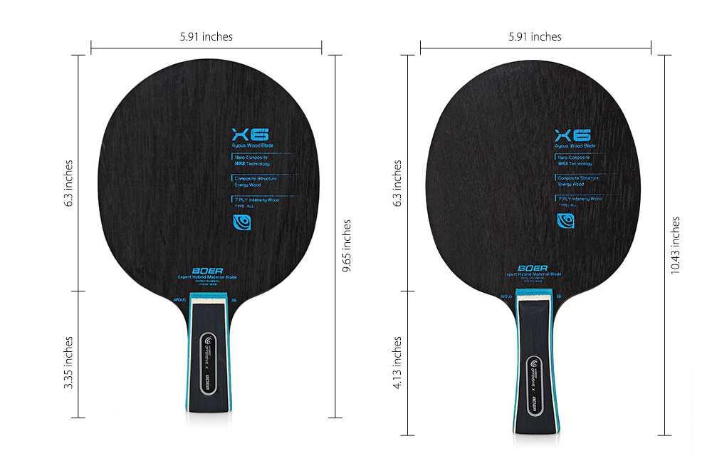 Топ-10 лучших теннисных ракеток для настольного тенниса