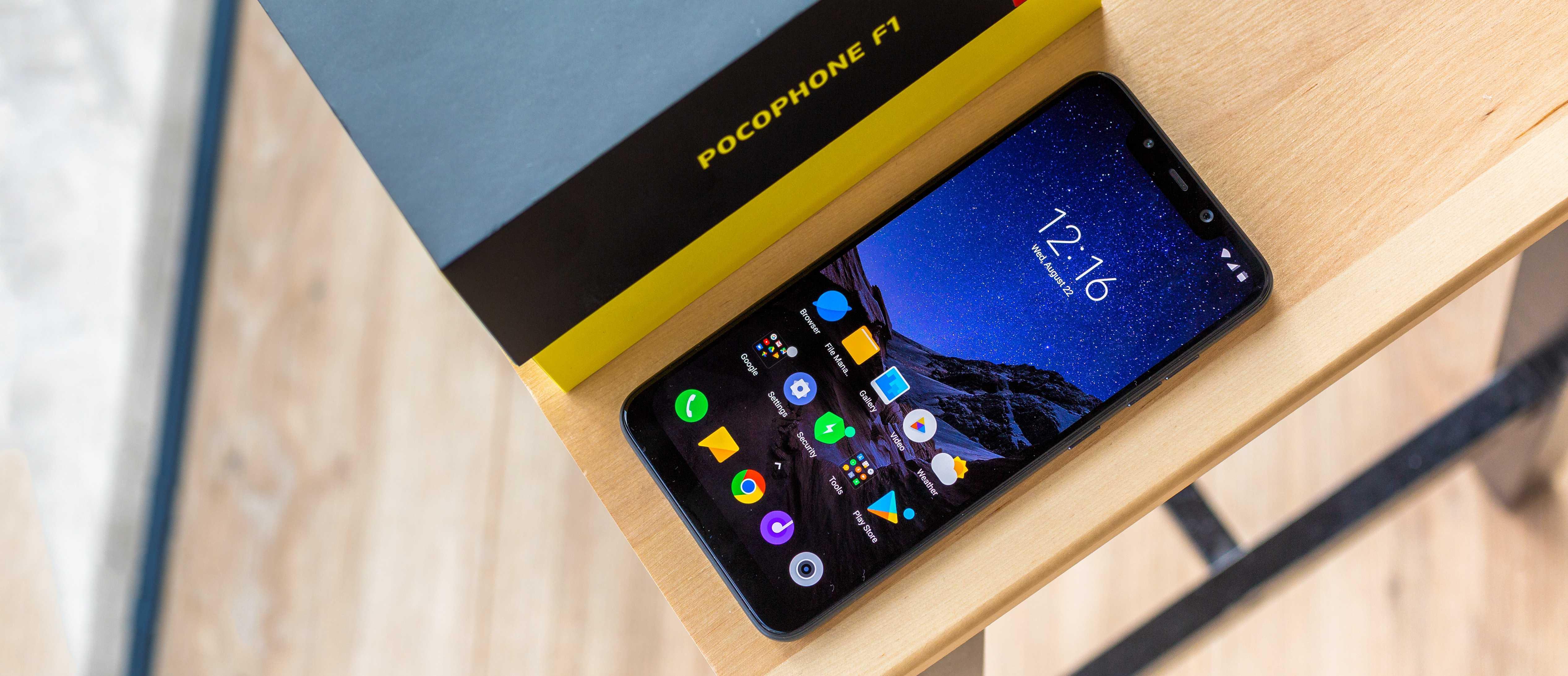 Разбираемся, что такое pocophone — новый бренд xiaomi