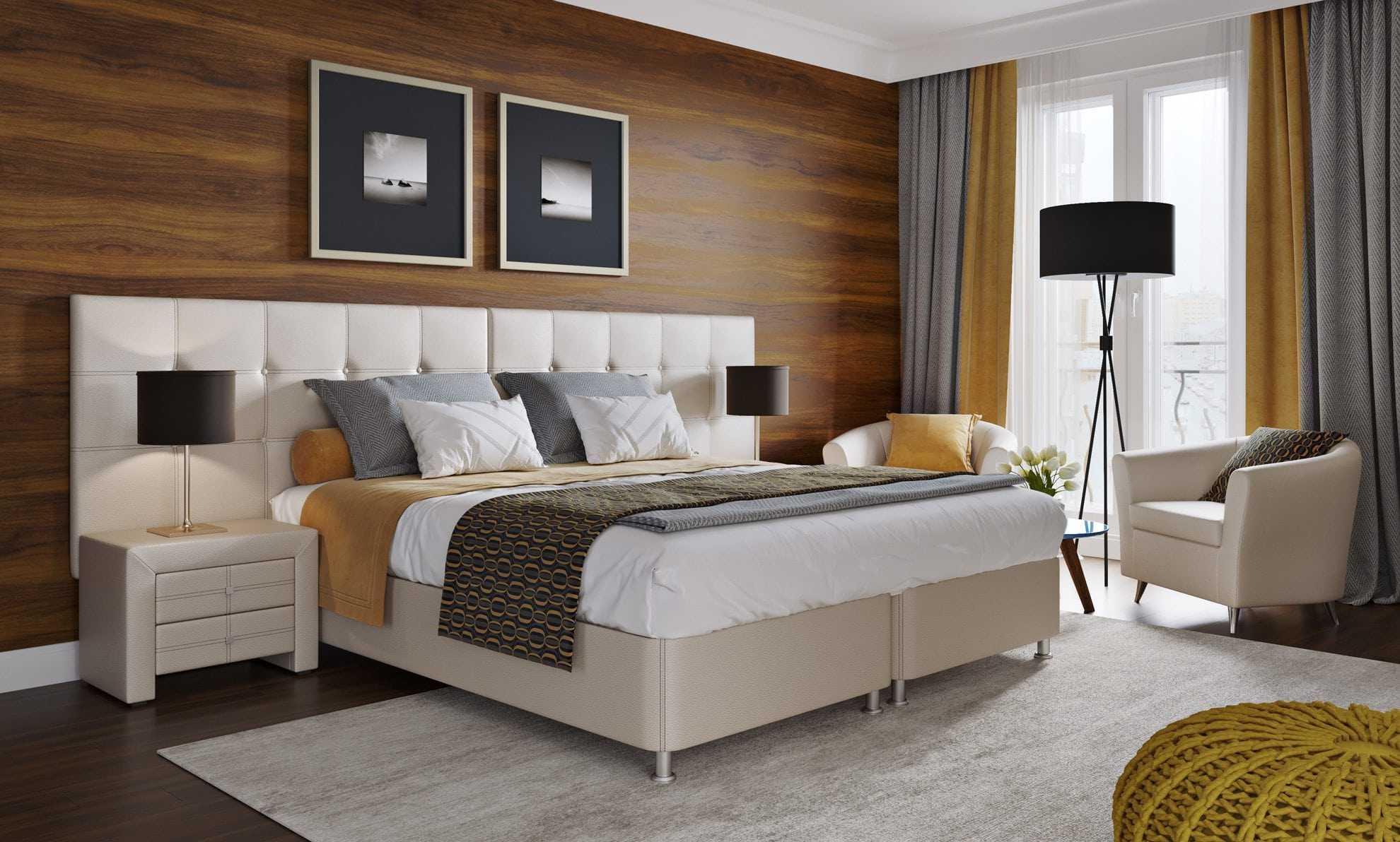 Какую кровать в спальню лучше выбрать, требования и критерии