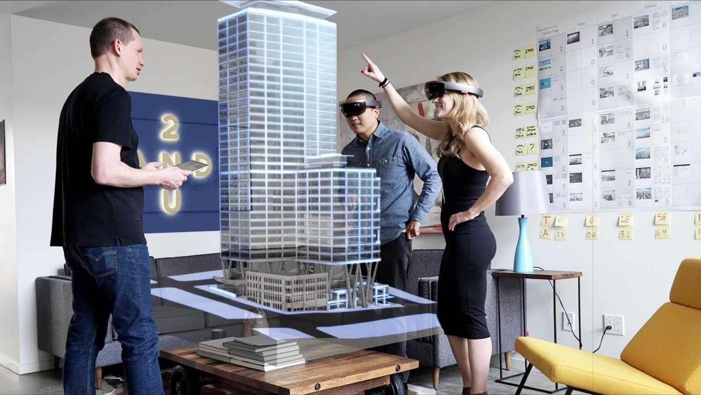 Microsoft hololens - очки дополнительной реальности. полный обзор