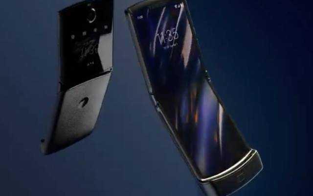 Motorola представила «раскладушку» razr с гибким экраном ► последние новости
