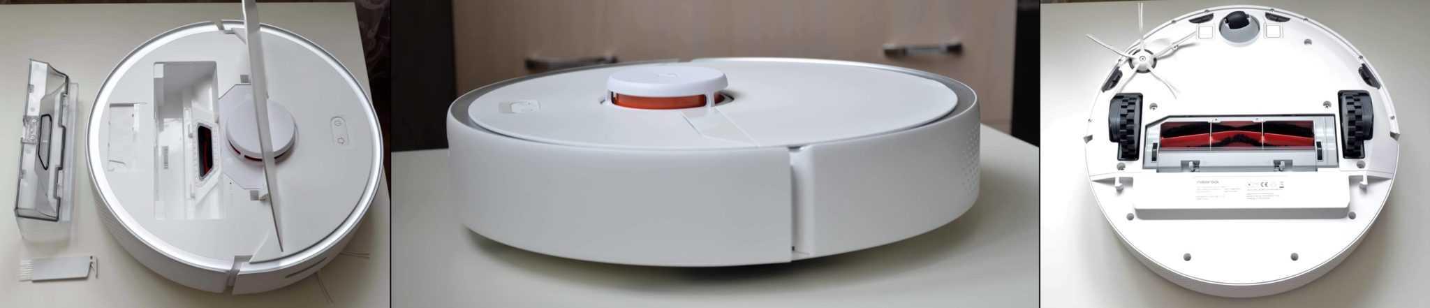 Робот пылесос xiaomi roborock s6