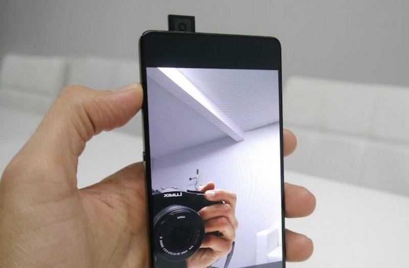 Смартфоны с выезжающей камерой бесят. и вот почему
