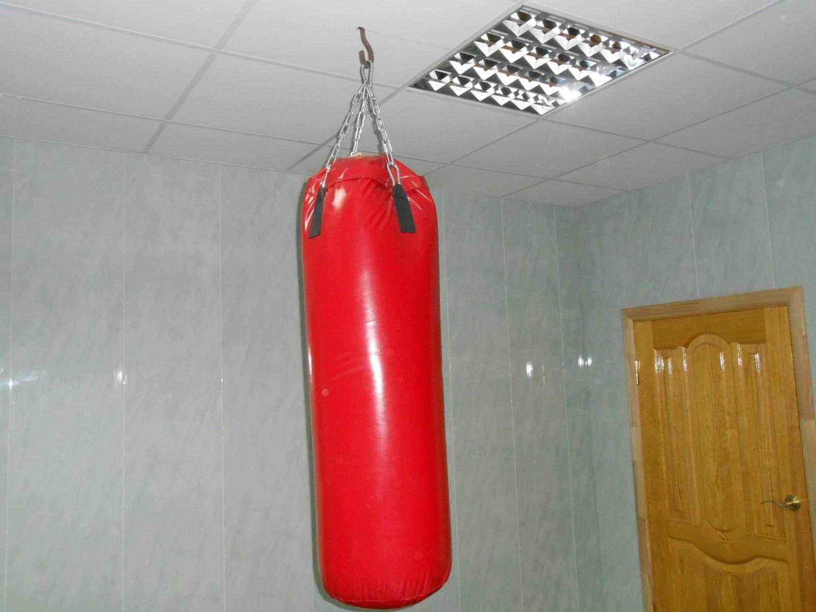 Как выбрать боксерскую грушу | «gipersport» москва