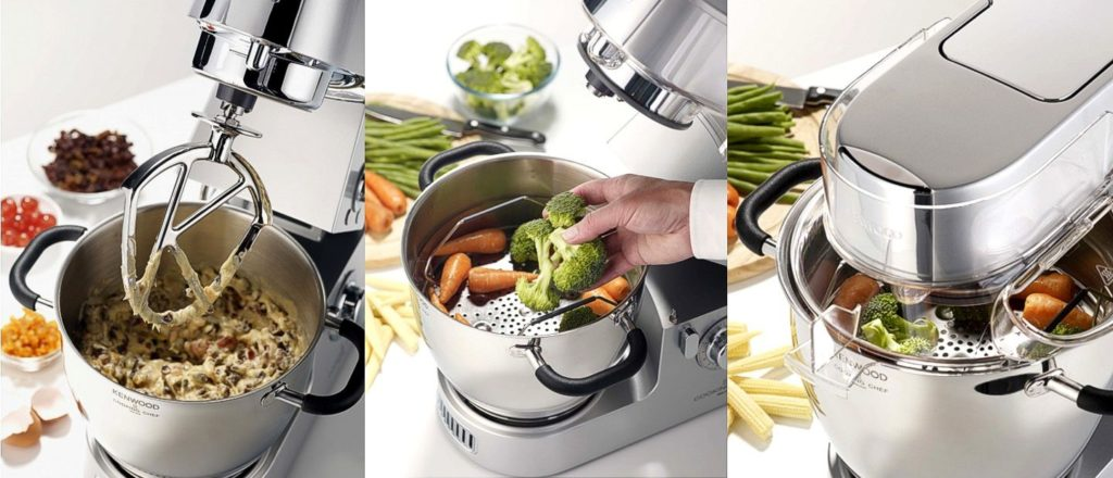 Блендер или миксер: что поможет хозяйке на кухне?