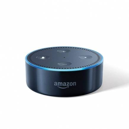Echo — умная колонка от amazon