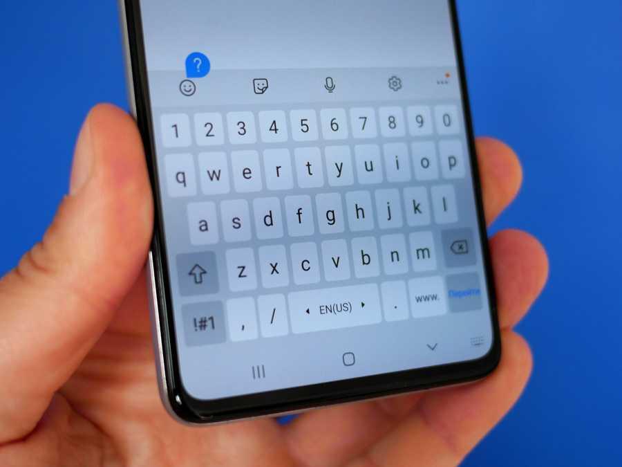 Обзор нового смартфона samsung galaxy m21s