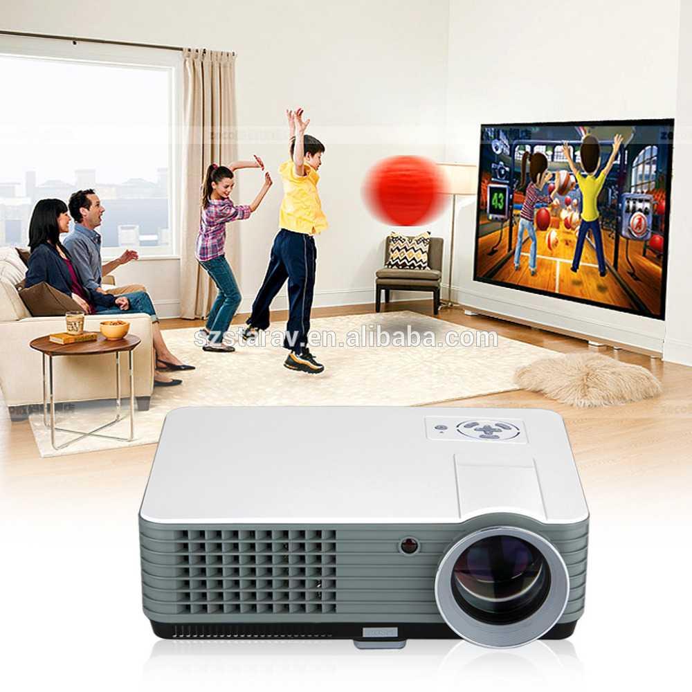 Выбираем проекторы для домашнего кинотеатра: технологии и основные характеристики