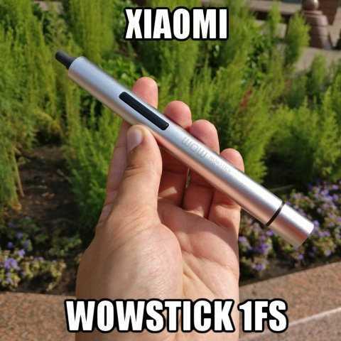 Обзор электрической отвертки xiaomi wowstick