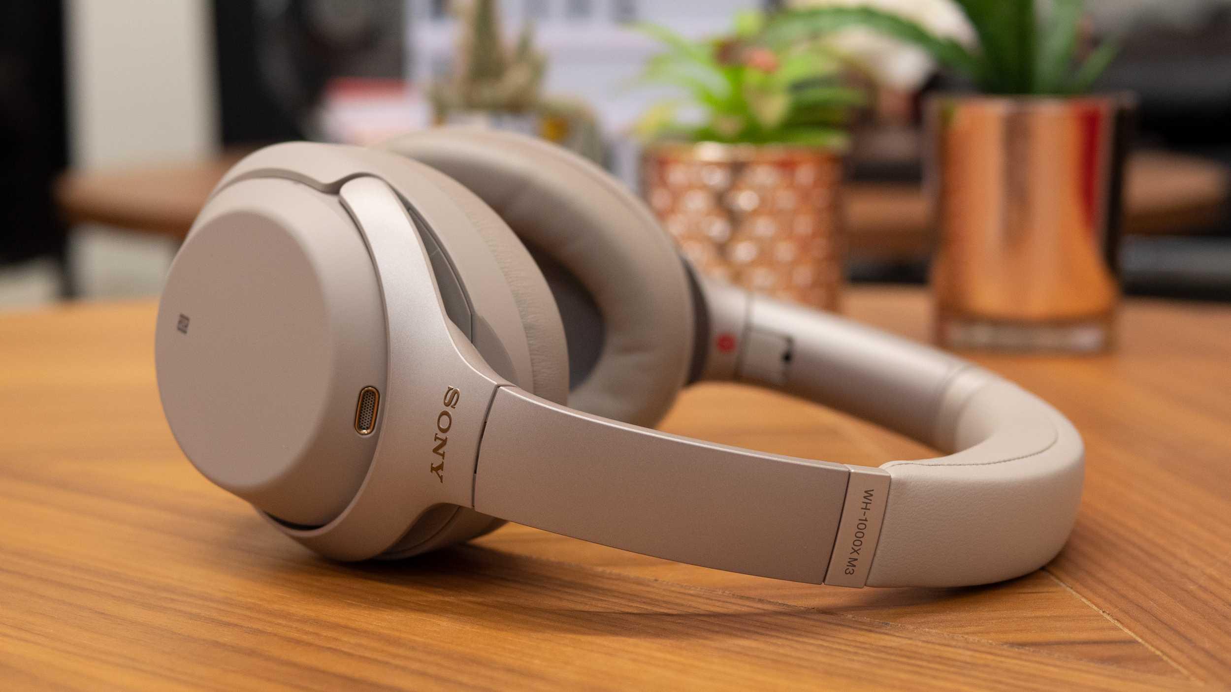 Обзор sony wh-1000xm4: наушники, которые вас слушают